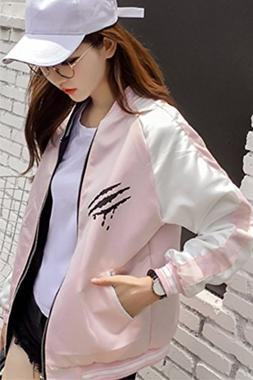 2018 Korean version new fall and winter clothes thick on bot