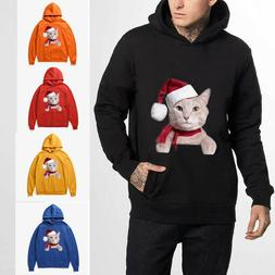 2019 Christmas Hoodies Coat Men Woman Sweatshirts Winter Chr