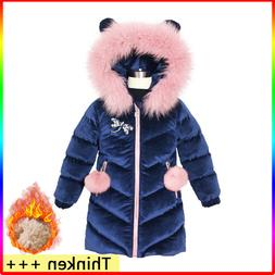 2019 New Children's Down <font><b>Winter</b></font> Jacket F