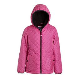 Big Chill Midweight Jacket For Big Girls – Fleece Lined, Q