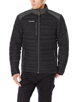 Caterpillar Defender Insulated Jacket, Black, Medium