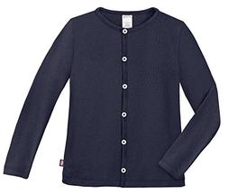 City Threads Girls Cardigan Top Button Down Sweater Layering
