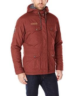 Columbia Men's Maguire Place II Jacket, Deep Rust, Large