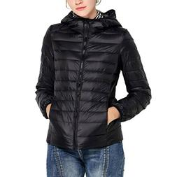 NEW Womens Duck Goose Down Ultralight Winter Jacket Warm Puf