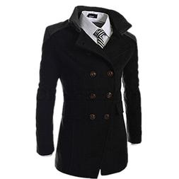 Susanny Autumn Winter Outerwear Jacket Double Breasted Overc