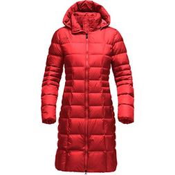 The North Face Women's Metropolis Down Parka, High Risk Red