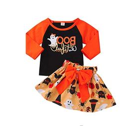 Toddler Halloween Party Tops - vermers Baby Girls Fashion Pa
