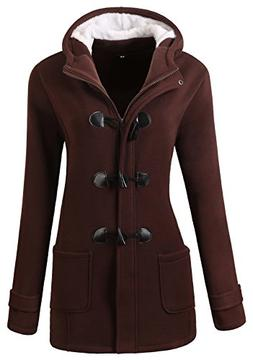 VOGRYE Womens Winter Fashion Outdoor Warm Wool Blended Class