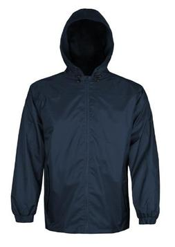 Viking Men's BT Elements Waterproof Rain Jacket, Dusk Blue,
