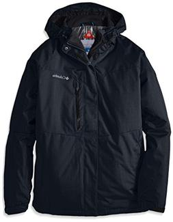 Columbia Men's Alpine Action Jacket, Black, 3X