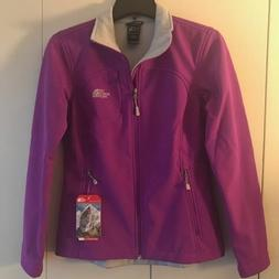 The North Face Women's Apex Bionic Jacket, Magic Magenta, SM