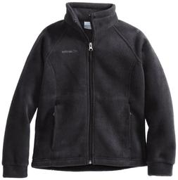 Columbia Benton Springs Fleece Jacket - Toddler Girls' Black