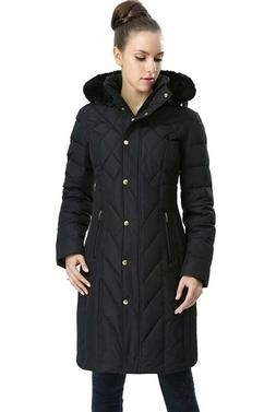 BGSD Women's Addi Waterproof Down Parka Coat