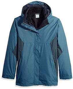 Columbia Men's Big and Eager Air Interchange 3-in-1 Jacket,