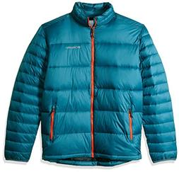 Columbia Men's Big and Frost Fighter Jacket, Blue Heron, Hot