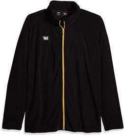Caterpillar Men's Big & Tall Concord Fleece Jacket, Black, 3
