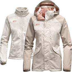 The North Face Women's Boundary Triclimate Jacket Vintage Wh