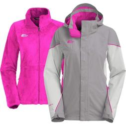 The North Face Women's Boundary Triclimate Jacket, Mid High