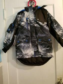 """- Boys New """"Big Chill  coat new with tags size 6"""