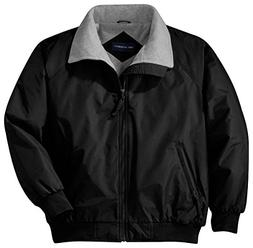 Port Authority Challenger Jacket  Jacket,4X Big,True Black a