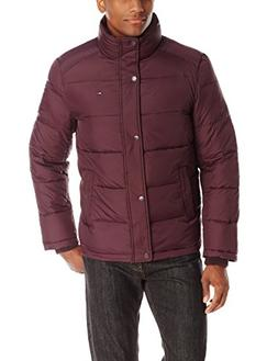 Tommy Hilfiger Men's Classic Puffer Jacket, Port, Small