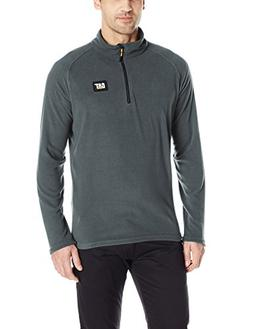 Caterpillar Men's Concord Fleece Pullover, Dark Shadow, 2X-L