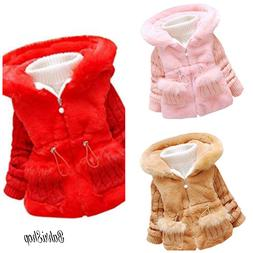 dorami baby girls winter autumn cotton warm