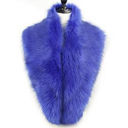 extra large women s faux fur collar