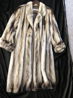fitch mink fur coat originally 20 000