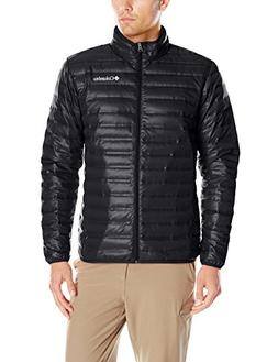 Columbia Men's Flash Forward Down Jacket, Black, Small