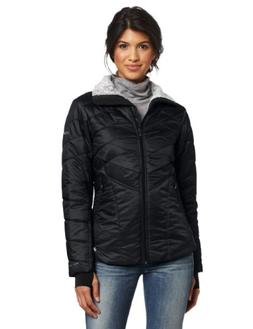 Columbia Women's Kaleidaslope II Jacket, Black, 2X