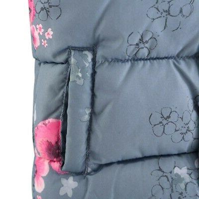 2-7Y Newborn Girls Warm Floral