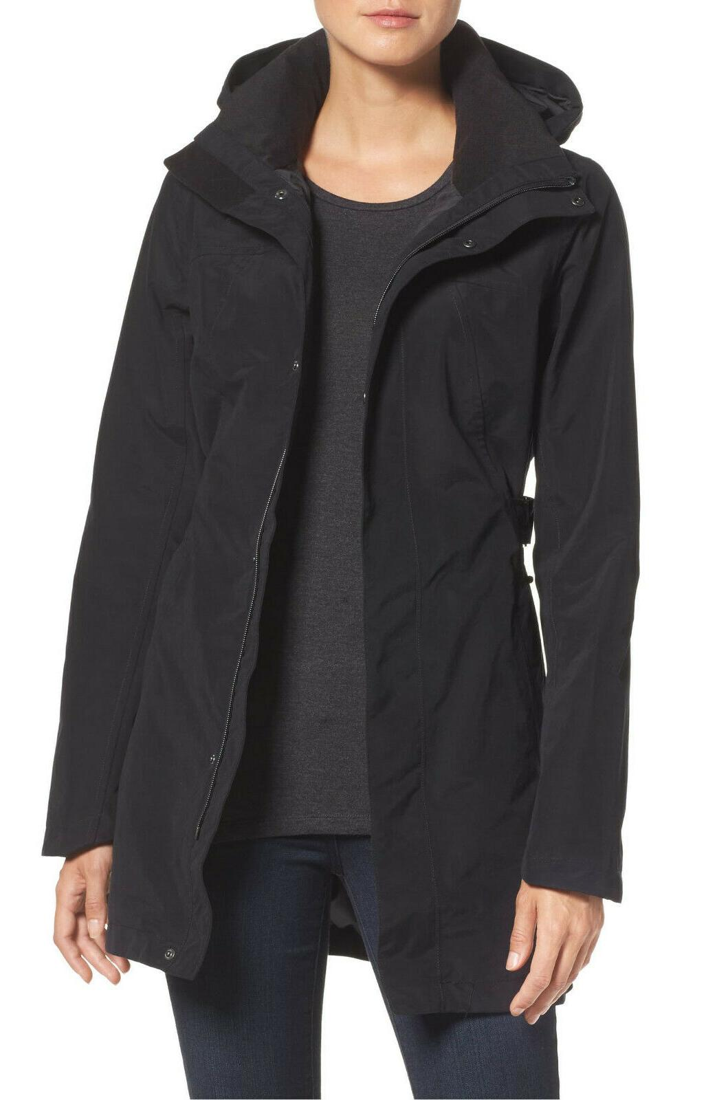 200 the north face laney ii trench