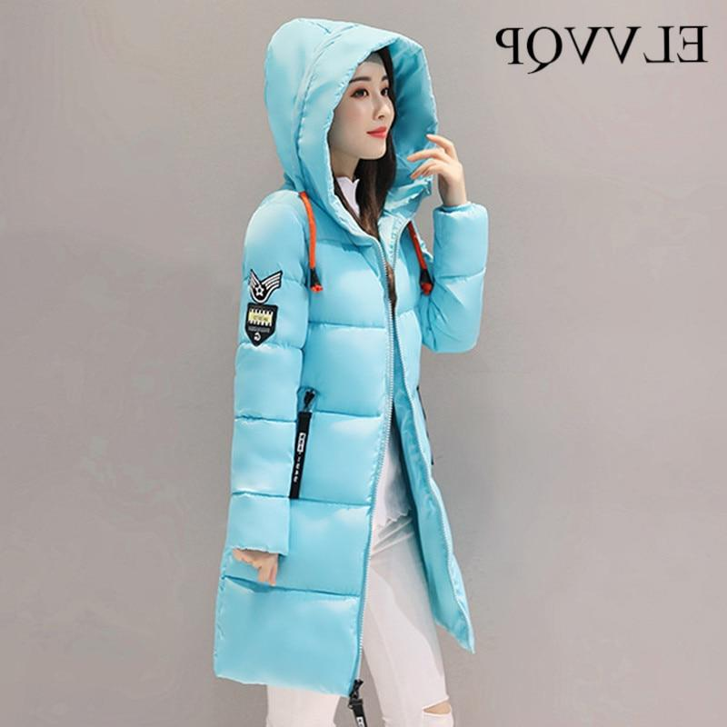 2019 <font><b>Winter</b></font> Plus <font><b>Jackets</b></font> Coats Female Long Ladies