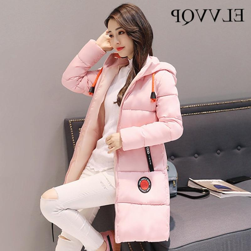 2019 <font><b>Winter</b></font> <font><b>Jacket</b></font> Plus Size <font><b>Jackets</b></font> Coats Female Long Parkas Ladies Padded Snow Wear Outwear