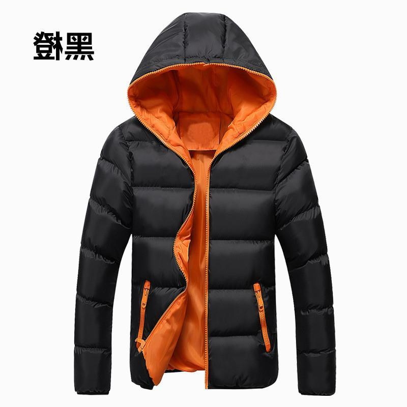 2019 <font><b>winter</b></font> thermal lovers cotton-padded wadded <font><b>mens</b></font> <font><b>coat</b></font>