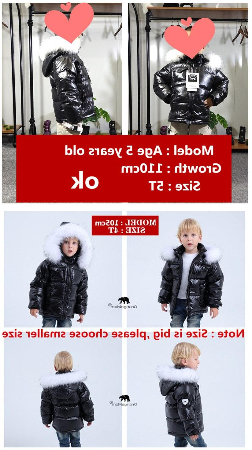 2019 for boys ,90% down girls children's clothing outerwear