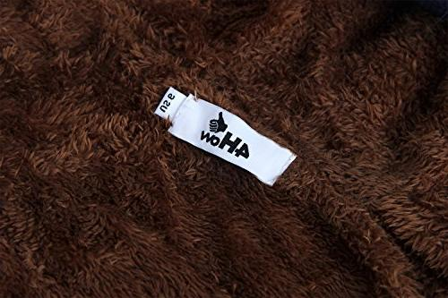 4HOW Parka Military Faux Lined Winter Hooded US