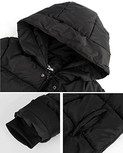 4HOW Puffer Size