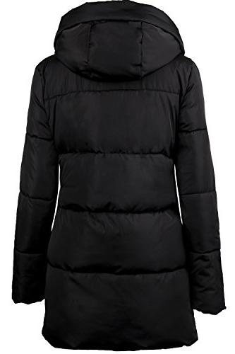 4HOW Hooded Puffer Parka Size 6