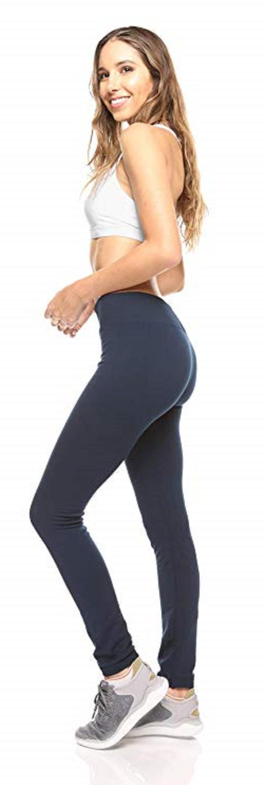 6 Seamless Lined Leggings Winter, Workout, Everyday Use