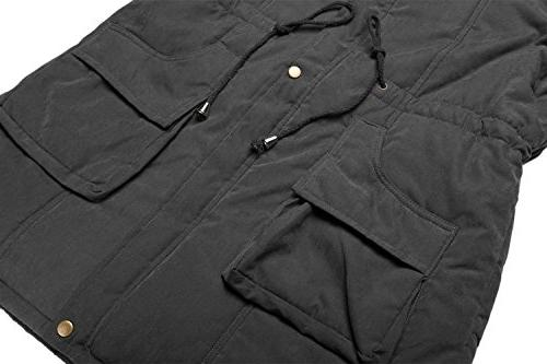 Beyove Military Warm Lined Coats
