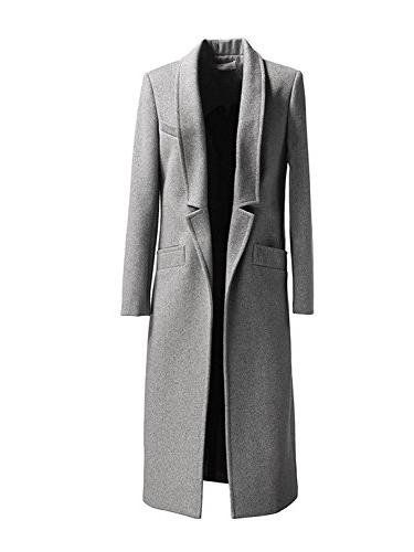 CHOiES record your inspired fashion Choies Women's Gray Wool