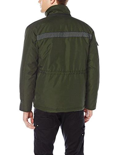 Caterpillar Men's Parka,