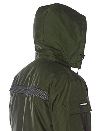Caterpillar Parka, Large