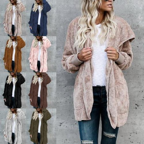 Winter Loose Outwear Top