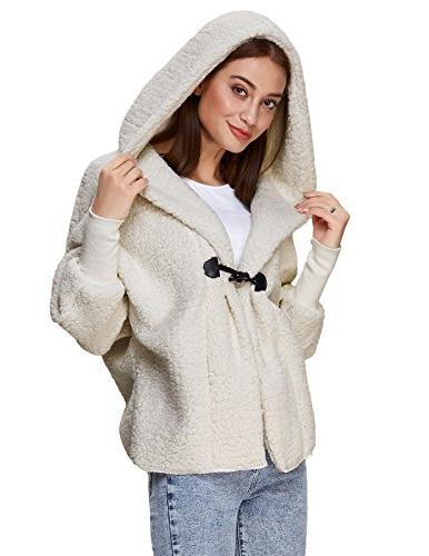 Grace Karin Women's Casual Loose Lightweight Fall Outwear Co
