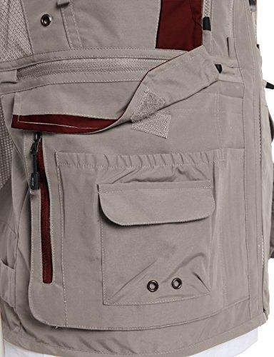 H2H Work Fly Fishing Travel Vest US M/Asia L