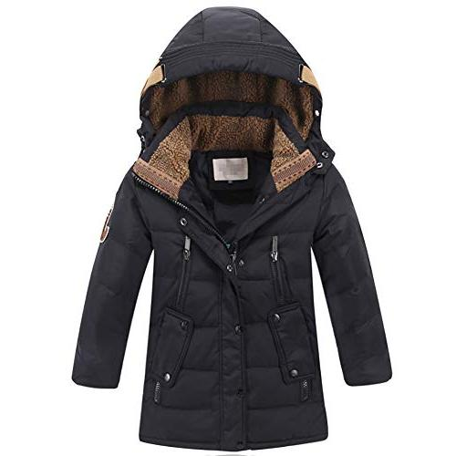 Hooded Jacket for