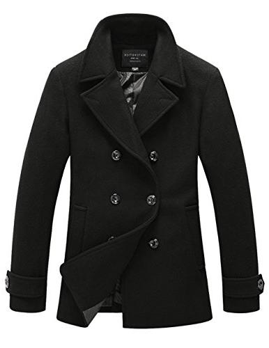 Match Blend Classic Pea Coat 010-Black)